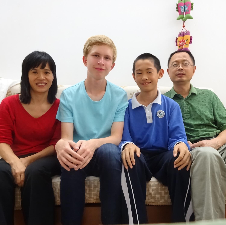 Utbytesstudent i Kina 2014/2015